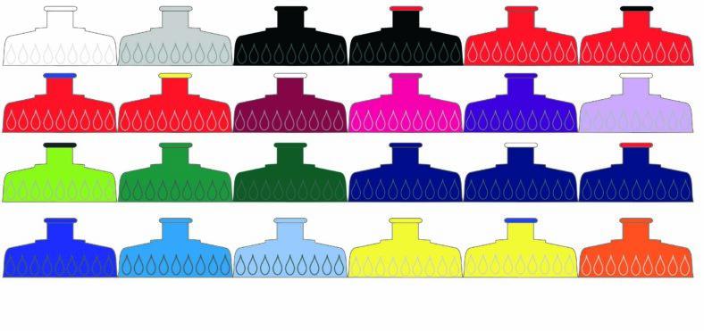 juomapullo logolla