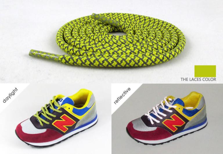 Heijastavat kengännauhat