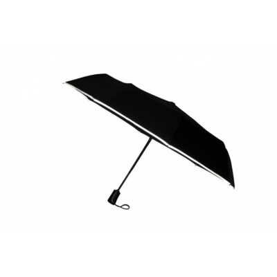 sateenvarjo heijastavalla reunalla
